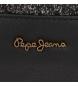 Comprar Pepe Jeans Mochila con solapa Pepe Jeans Claire Negro -22x25x10cm-