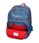 Comprar Pepe Jeans Double Compartment Backpack with Car Pepe Jeans Pam -34x44x16cm