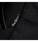 Comprar Pepe Jeans Mochila Doble Cremallera Adaptable Pepe Jeans Osset negra -31x46x15cm-