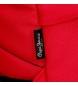 Comprar Pepe Jeans Mochila Duplo Zip Adaptável Pepe Jeans Osset vermelho -31x46x15x15cm