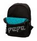 Comprar Pepe Jeans Backpack Double Zip Adaptable Pepe Jeans Ren -31x46x16cm
