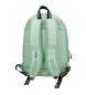 Comprar Pepe Jeans Zaino doppia zip adattabile Uma verde -31x44x15cm-