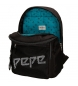 Comprar Pepe Jeans Backpack Double Zipper with Trolley Pepe Jeans Ren -31x46x16cm