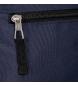 Comprar Pepe Jeans Mochila Duplo Zip Pepe Jeans Osset azul -31x46x15cm