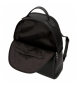 Comprar Pepe Jeans Backpack with Daphne black carrier -26x33x12cm