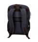 Comprar Pepe Jeans Mochila de laptop com porta USB Lambert azul -31x45x45x18cm