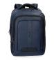 Mochila para portátil Pepe Jeans Bromley Azul 15,6