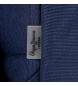 Comprar Pepe Jeans Mochila Pepe Jeans Cross compartimento duplo 44cm Azul -30,5x44x15cm-