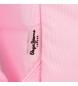 Comprar Pepe Jeans Mochila Pepe Jeans Cross doble compartimento Rosa -30,5x44x15cm-