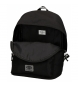 Comprar Pepe Jeans Backpack Pepe Jeans Osset black -31x42x17,5cm