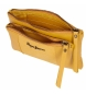 Comprar Pepe Jeans Leather purse Pepe Jeans Double Yellow -17x10,5x2cm
