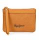 Compar Pepe Jeans Daphne ocher purse -13x9x1.5cm