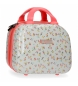 Neceser ABS adaptable a trolley Pepe Jeans Joseline -33x25x14cm-