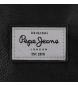 Comprar Pepe Jeans Trousse de toilette Double Compartiment Adaptable Pepe Jeans Miller Noir -27x17x10cm