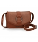 Compar Pepe Jeans Daphne Bum bag brown -18x12x5cm