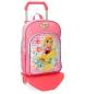 Comprar Princesas Rapunzel backpack with cart -29x38x12cm-