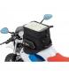 Bolsa Qbag 01 imán / correa 20-27 litros de espacio de almacenamiento