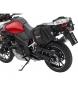Pack de 2 Alforjas Qbag 01 negro -30L-