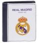 Billetero Real Madrid White Vertical
