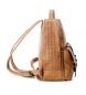 Comprar Refresh Mochila 083195 camel -31x36x14cm-