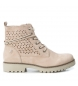 Comprar Refresh Flat boot 069937 beige