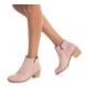 Comprar Refresh Boot 069819 nude -Heel height: 6cm
