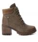 Compar Refresh Other heel boot 064843 brown -Heel height: 6.5cm-