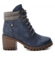 Compar Refresh Other heel boot 064843nav navy -Heel height: 6.5cm-