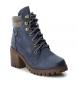 Comprar Refresh Other heel boot 064843nav navy -Heel height: 6.5cm-