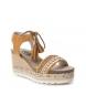 Comprar Refresh Wedge Sandal 064086cam camel