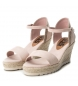 Comprar Refresh Sandal 069717 nude - Wedge height: 8.5cm