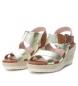 Comprar Xti Jute wedge sandal 063272 gold