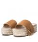 Comprar Xti Sandalias Nila camel -Altura plataforma: 5cm-