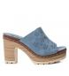 Compar Refresh Sandal 069725 jeans -heel height: 10cm