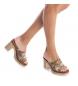 Comprar Refresh Sandals bios 069814 taupe  -Heel height: 10cm