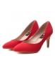 Comprar Refresh Chaussure 069844 rouge -Hauteur du talon : 8cm