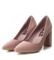 Comprar Refresh Calçado 069842 nu - Altura do calcanhar: 8cm