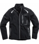 Reusch soft shell jacket 1.0 negro
