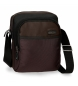 Compar Roll Road Shoulder Bag Roll Road Stock large Brown -22x26x6cm-