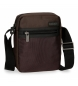 Compar Roll Road Bag Roll Road Stock Brown -16x21x6cm-