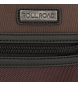 Comprar  Bolso de mano Roll Road Stock Marrón -24.5x15x6cm-