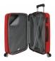 Comprar Roll Road Set valigie rigide 37L-62L-95L Roll Road Magazine Rosso -39x55x20 cm / 47x66x24 cm / 51x76x29 cm-