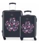 Juego de maletas rígidas 33L-67,5L Spring -36x55x20 cm/48x67x25 cm-
