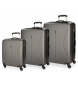 Compar Roll Road Valise Roll Road Cambodge Rigide -55-70-80cm- Anthracite