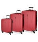 Compar Roll Road Suitcase Roll Road Cambodia Rigid -55-70-80cm- Bordeaux