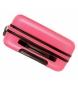 Comprar Roll Road Set di valigie Roll Road Cambogia rigido 36L-72L Fragola -40x55x20 cm / 50x70x26 cm-