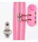 Comprar Roll Road Valigia Rosa Rosa -38x50x20 cm-