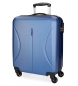 Compar Roll Road Cambodge Rigide Roll Road Cabin Valise -40x55x20cm- Bleu