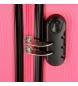 Comprar Roll Road Valigia della cabina della cabina rigida della Cambogia - 40x55x20cm - Fragola