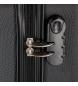 Comprar Roll Road Roll Road Cabin Suitcase Cambodia Rigid -40x55x20cm- Black